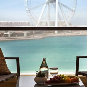 Luxury Dubai Holidays Amwaj Rotana Premium Sea View Room3