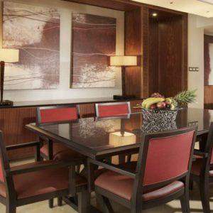 Luxury Dubai Holidays Amwaj Rotana Presidential Sea View Suite 1