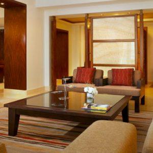 Luxury Dubai Holidays Amwaj Rotana Presidential Sea View Suite 2