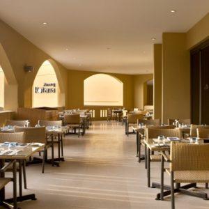 Luxury Dubai Holidays Amwaj Rotana Restaurant Terrace Dining