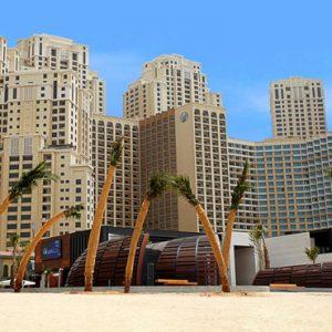 Luxury Dubai Holidays Amwaj Rotana Beach Area