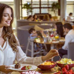 Luxury Dubai Holidays Amwaj Rotana Dining