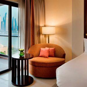 Luxury Dubai Holidays Fairmont The Palm Fairmont Gold Room 4