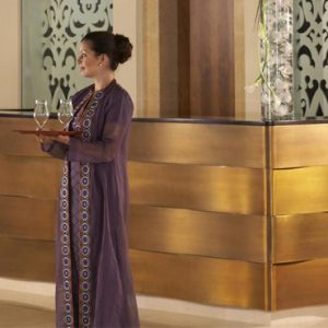Luxury Dubai Holidays Fairmont The Palm Vuvuzela Sports Bar