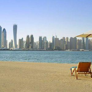 Luxury Dubai Holidays Fairmont The Palm Beach 2