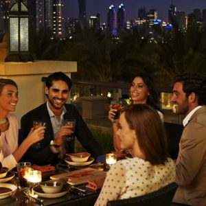 Luxury Dubai Holidays Fairmont The Palm Dining 3