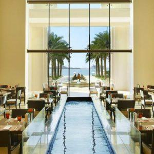 Luxury Dubai Holidays Fairmont The Palm Dining 4