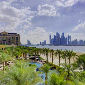 Luxury Dubai Holidays Fairmont The Palm Exterior