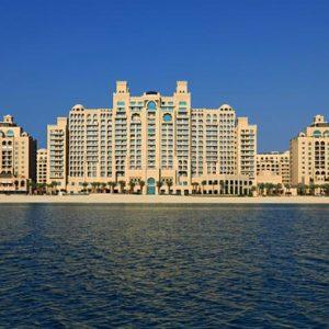 Luxury Dubai Holidays Fairmont The Palm Exterior 2