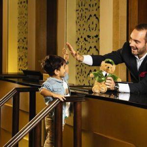 Luxury Dubai Holidays Fairmont The Palm Family Holidays