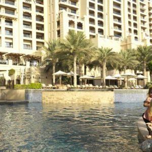 Luxury Dubai Holidays Fairmont The Palm Family Holidays 2