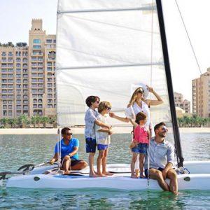 Luxury Dubai Holidays Fairmont The Palm Family Holidays 4