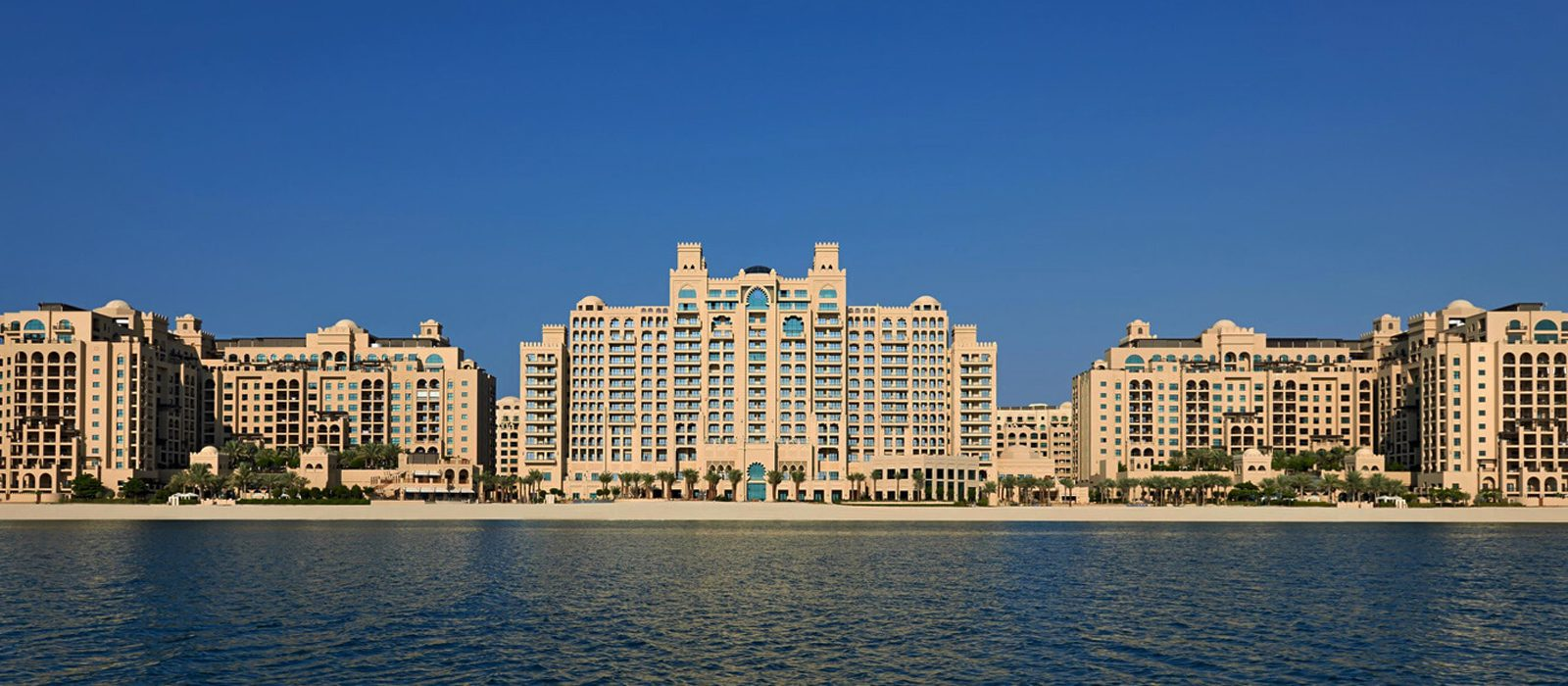 Luxury Dubai Holidays Fairmont The Palm Header