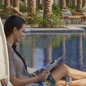 Luxury Dubai Holidays Fairmont The Palm Pool