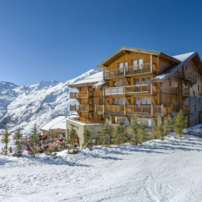 Luxury France Holiday Packages Chalet Hotel Kaya Thumbnail
