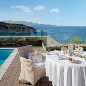 Luxury Greece Holidays Daios Cove Greece Three Bedroom Family Villa With Private Pool 3