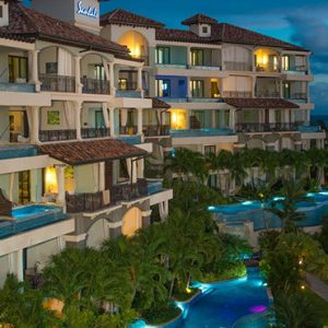 Luxury Grenada Holiday Packages Sandals Grenada Exterior2