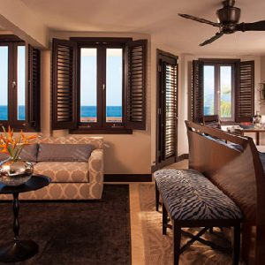 Luxury Grenada Holiday Packages Sandals Grenada Pink Gin Oceanview Club Level Suite