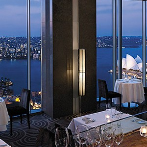 Luxury Holidays Australia - Shangri-La Hotel - Dining