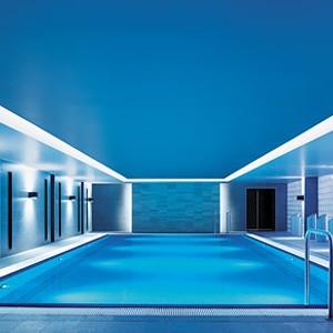Luxury Holidays Australia - Shangri-La Hotel - Indoor Pool