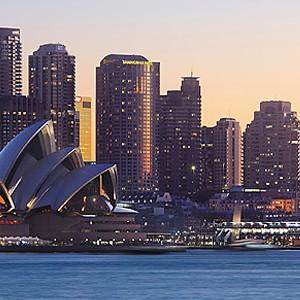 Luxury Holidays Australia - Shangri-La Hotel - Outlook