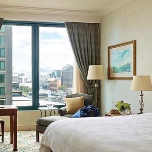 Luxury Holidays Australia - The Langham Melbourne - Bedroom 2