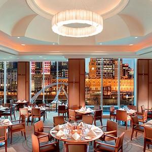 Luxury Holidays Australia - The Langham Melbourne - Dining