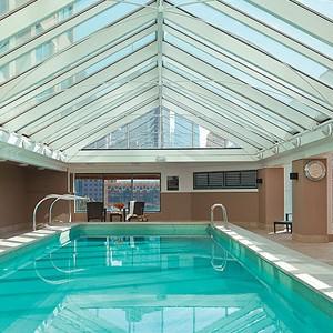 Luxury Holidays Australia - The Langham Melbourne - Indoor Pool