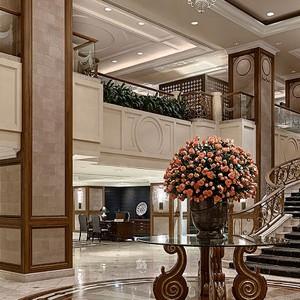 Luxury Holidays Australia - The Langham Melbourne - Lobby
