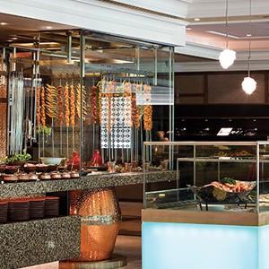 Luxury Holidays Australia - The Langham Melbourne - Lunch Buffety#