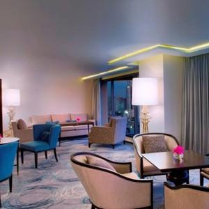 Luxury Holidays Bangkok - Royal Orchard Sheraton - Interior