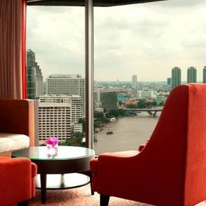 Luxury Holidays Bangkok - Royal Orchard Sheraton - View