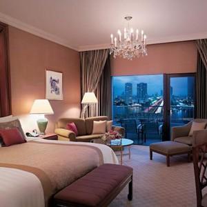 Luxury Holidays Bangkok - Shangri - La Hotel - Bedroom 2
