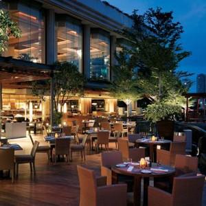 Luxury Holidays Bangkok - Shangri - La Hotel - Dining