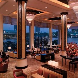 Luxury Holidays Bangkok - Shangri - La Hotel - Interior