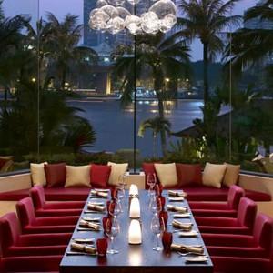 Luxury Holidays Bangkok - Shangri - La Hotel - Restaurant