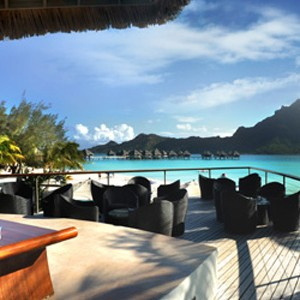 Luxury Holidays Bora Bora - Le Meridien - Bar