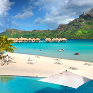 Luxury Holidays Bora Bora - Le Meridien - Overview