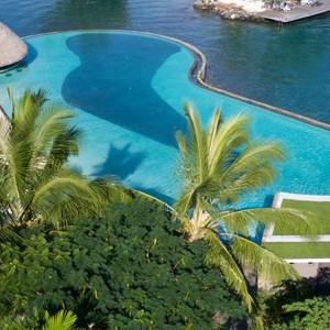 Luxury Holidays Bora Bora - Pearl Beach Resort - Ariel