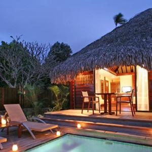 Luxury Holidays Bora Bora - Pearl Beach Resort - Villa Exterior