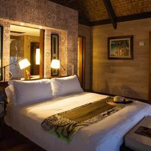 Luxury Holidays Bora Bora - St Regis Resort - Bedroom