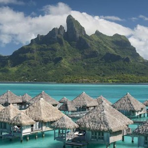 Luxury Holidays Bora Bora - St Regis Resort - Overview