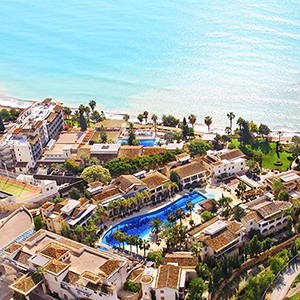 Luxury Holidays Cyprus - Columbia Beach Hotel Pissouri - beach