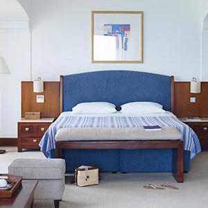 Luxury Holidays Cyprus - Columbia Beach Hotel Pissouri - bedroom