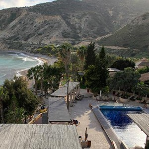 Luxury Holidays Cyprus - Columbia Beach Hotel Pissouri - exterior