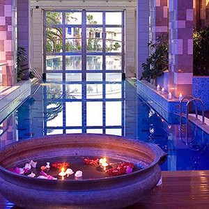 Luxury Holidays Cyprus - Columbia Beach Hotel Pissouri - spa