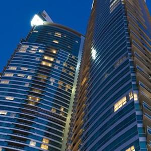 Luxury Holidays Dubai - The Oberoi, Dubai - Pure Destinations - Exterior 2