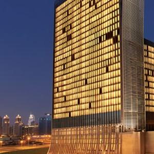 Luxury Holidays Dubai - The Oberoi, Dubai - Pure Destinations - Exterior