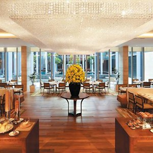 Luxury Holidays Dubai - The Oberoi, Dubai - Pure Destinations - Resteraunt