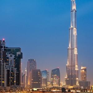 Luxury Holidays Dubai - The Oberoi, Dubai - Pure Destinations - Skyline